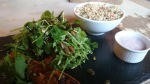 The Foresters Pub Hampton Wick butternut squash cous cous