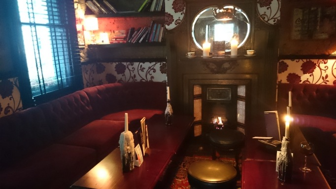 The Foresters Pub Hampton Wick cosy seating