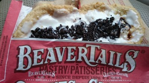 Beavertails oreo