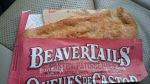 Beavertails cinnamon