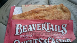 Beavertails cinnamon