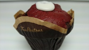 Tim Hortons muffin