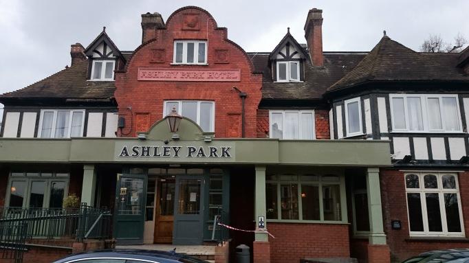 Ashley Park exterior