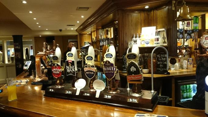 Ashley Park pub