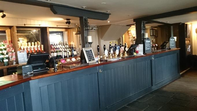 Ye Olde Swan bar