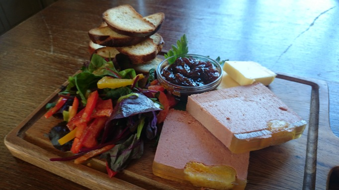 Stephan Langton pub surrey whisky pate