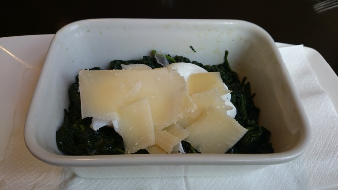 albert arm's esher egg florentine