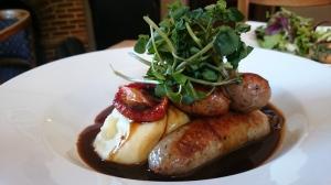 Stephan Landon cumberland sausage