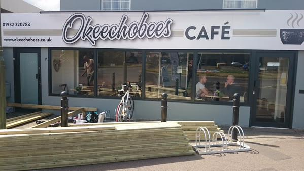 Okeechobee Cafe Hersham