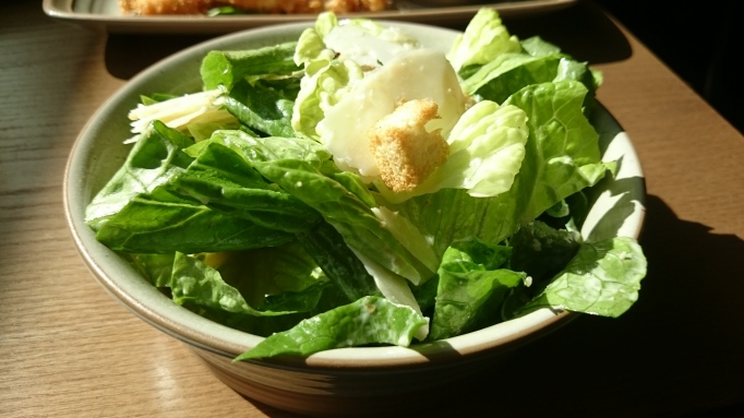 caesar salad Tante Marie