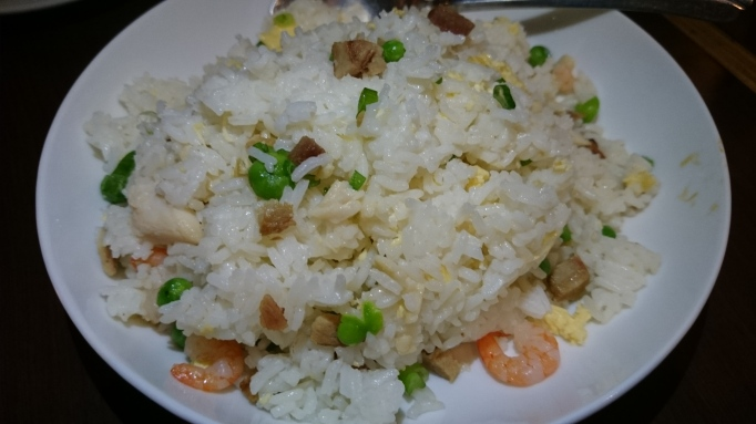 Naturally Chinese Restaurant special fried rice