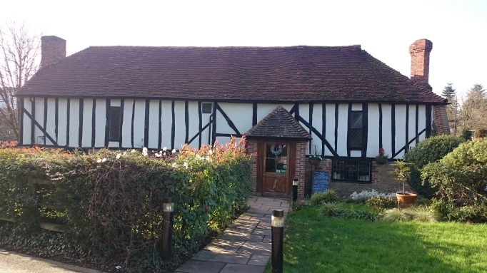 the Refectory Godalming exterior