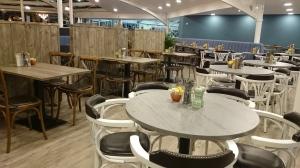 Garson's Farm Restaurant interior