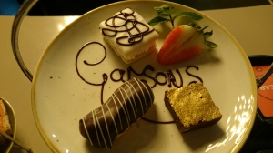 Garson's Farm Restaurant afternoon tea