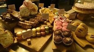 Garson's Farm Restaurant sweet treats, cupcakes